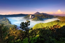 The Breathtaking view of Mt Bromo in all its beauty Photo by Jessy Eykendorp