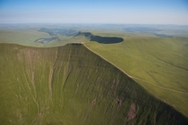 The Brecon Beacons mountain range in South Wales Photo by Jason Hawkes