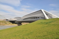 The Bridge Pavilion Zaragoza Spain