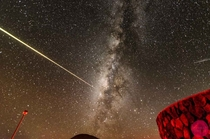 The Brightest Longest Most Badass Shooting Star Seen From Mauna Kea -