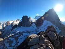 The Bugaboos British Columbia Canada A place where a climber truly becomes a climber
