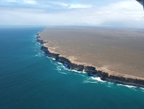 The Bunda Cliffs Australia