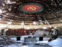 The Buzludzha Monument An icon built during the height of Communism