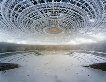 The Buzludzha Monument - Central Stara Planina Bulgaria