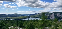 The Canadian Shield Killarney Provincial Park ON