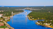 The Cape Cod Canal- The Source of the Capes Traffic Nightmare