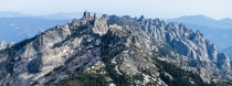 The Castle Crags California