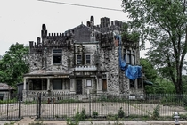 The castle house war on rATBGE reminded me of a hometown favorite- the now abandoned Prince Mongos Castle