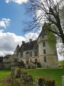 The castle which inspired the puss in boots Chteau de Crazannes France