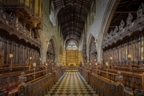 The Cathedral Church of St Nicholas Newcastle England
