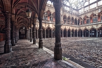 The Chambre du Commerce in Antwerp Belgium  Photographed by Thomas Mueller