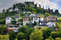 The City of Stone Gjirokastr Albania