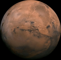 The clearest image of Mars ever taken rspace uEarlyNeedleworker