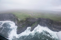 The Cliffs of Moher Co Clare Ireland Photo by Kevin Wiseman