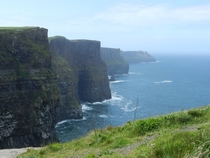The Cliffs of Moher Ireland