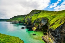 The Cliffs of Northern Ireland