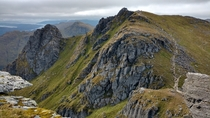 The Cobbler - Southern Highlands - Arrochar Scotland