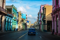 The Colorful Streets of Havana