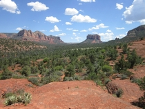 The colors of Sedona AZ