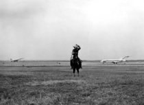 The Concorde the Tri-Jet and the Cowboy Dallas-Fort Worth Airport turns  this year -