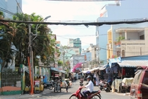 The controlled chaos that is Go Chi Minh City