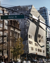 The Cooper Union for the Advancement of Science and Art NYC