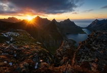 The core of Lofoten islands Norway Those who leave the roads behind are in for a treat