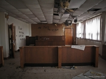 The Courtroom of Northville Regional Psychiatric Hospital Northville MI