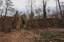 The crumbling ruins of the Corpsewood Manor murders ocx
