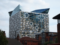 The Cube Birmingham United Kingdom