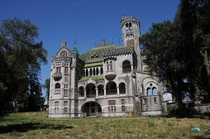The Cursed Castle da Chica of Palmeira Portugal From Abandoned Playgrounds