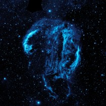 The Cygnus Loop Nebula