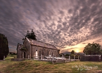 The derelict Church of Saint Pauls Kiltoom County Roscommon Ireland  by Anthony Demion