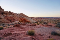The desert always amazes Valley of Fire State Park Nevada
