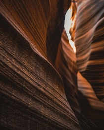 The detail on the layers of these canyon walls