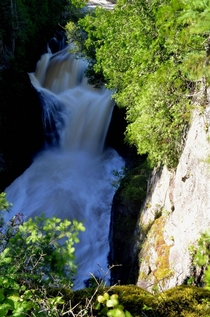 The Devils Kettle Minnesota x
