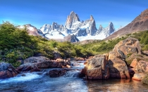 The diversity of Patagonia