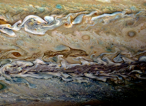 The Dolphin on Jupiter