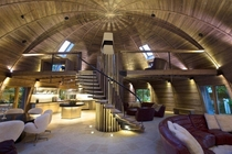 The Dome Home in Foshan China  by Timothy Oulton Design
