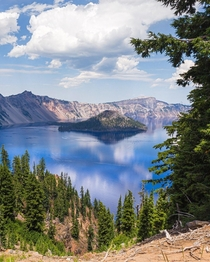The dreamy Crater Lake Oregon  natureprofessor