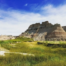 The Duality of Badlands National Park