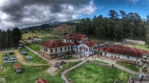 The Duran sanatorium in Costa Rica An abandoned sanatorium turned into a tourist attraction