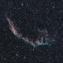 The Eastern Veil from my Driveway