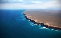 The edge of Australia  x-post from rwallpapers