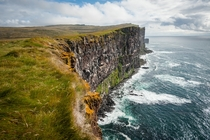 The edge of the world - Ltrabjarg Sea Cliffs Iceland