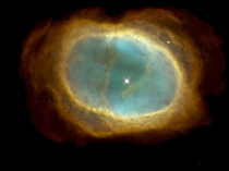 The Eight-Burst Nebula NGC