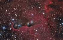 The Elephants Trunk Nebula in Cepheus by Stephen Leshin