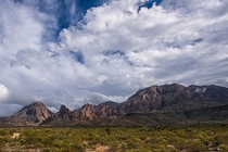 The Enchanting Chisos Mountains of Texas