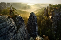 The Epic Land Wild Germany - Saxon Switzerland  Photo by by Kilian Schnberger