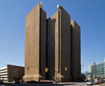The epitome of Brutalism - Buffalos City Court Building